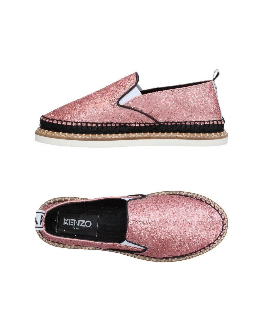 Image for Kenzo Pink Glitter Slip Ons