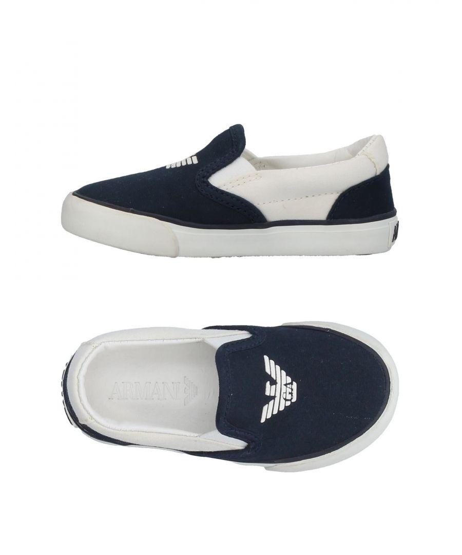 Image for FOOTWEAR Armani Junior Dark blue Boy Textile fibres