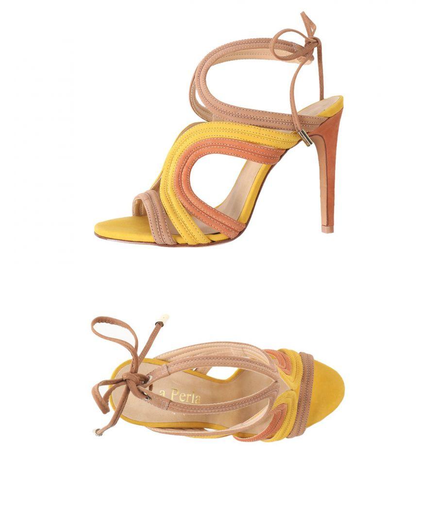 Image for FOOTWEAR La Perla Sand Woman Leather