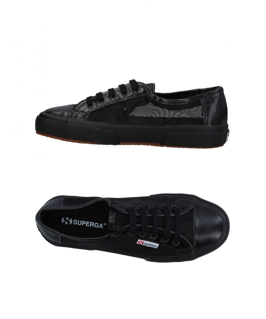 Image for Superga Woman Low-tops & sneakers Black Textile fibres