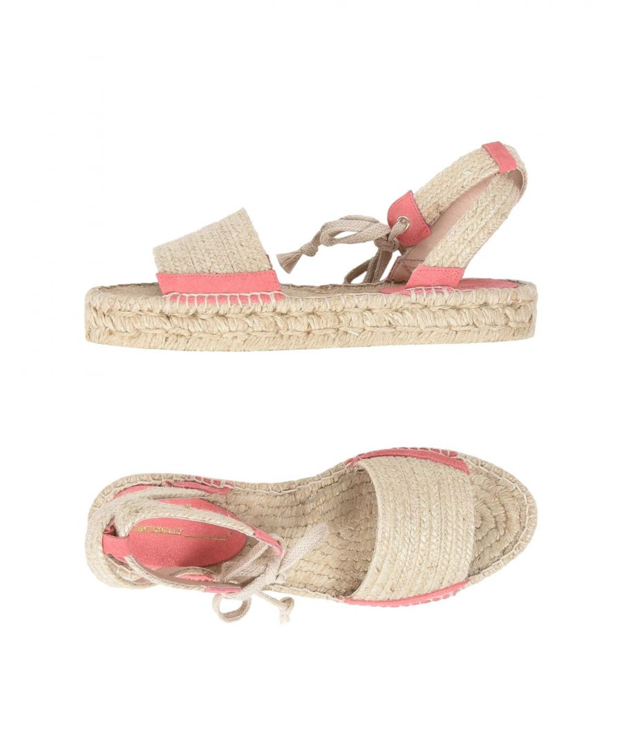 Image for Intentionally_______. Lilac String Espadrilles