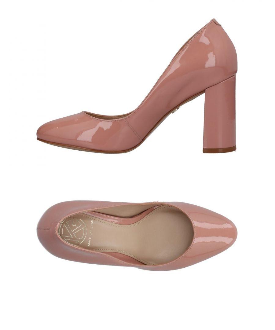 Image for Kg Kurt Geiger Pink Leather Heels