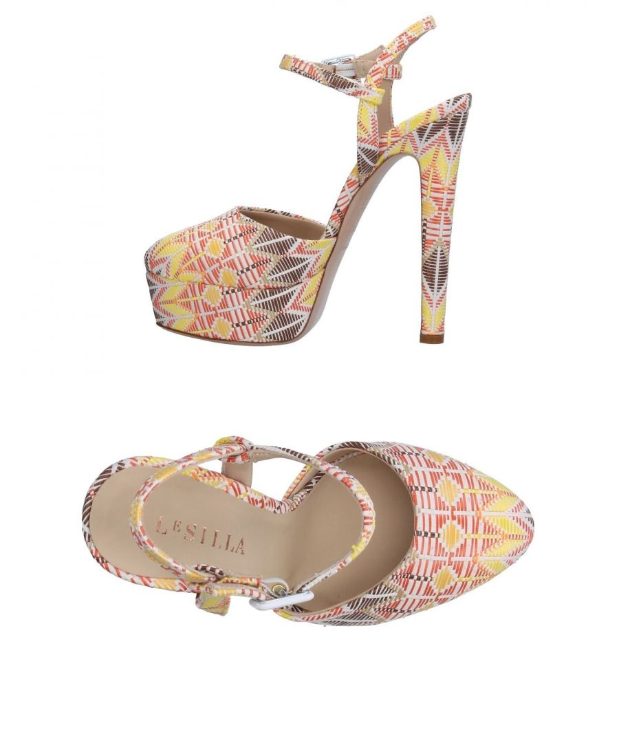 Image for FOOTWEAR Le Silla Coral Woman Raffia