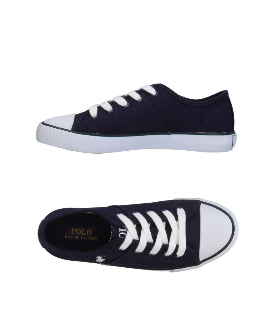 Image for FOOTWEAR Ralph Lauren Dark blue Boy Textile fibres