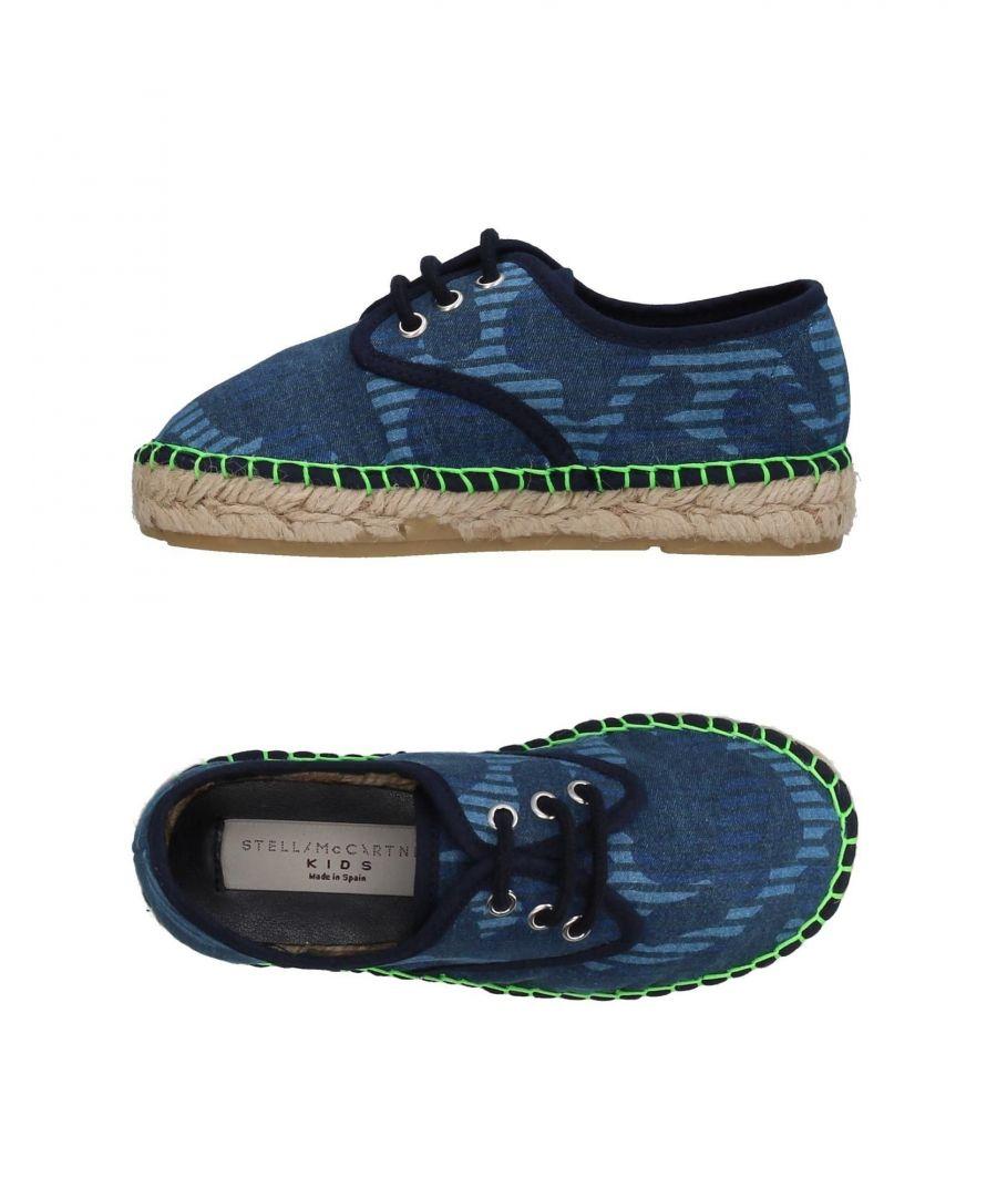 Image for FOOTWEAR Stella Mccartney Kids Blue Boy Textile fibres