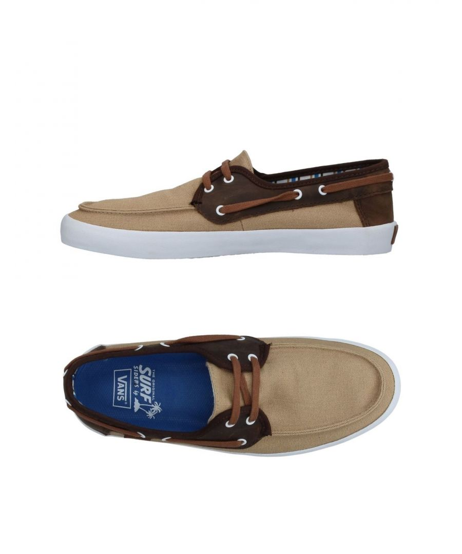 Image for Vans Sand Leather Boat Shoes
