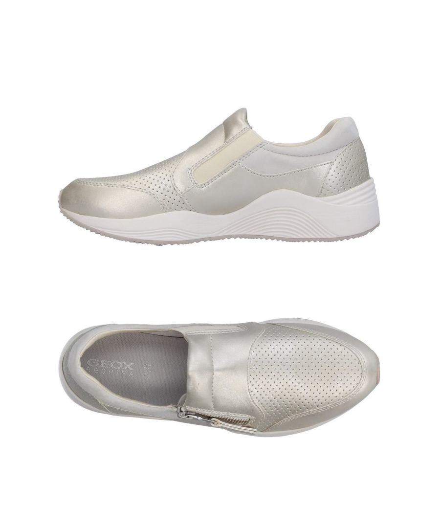 Image for Geox Platinum Slip On Sneakers