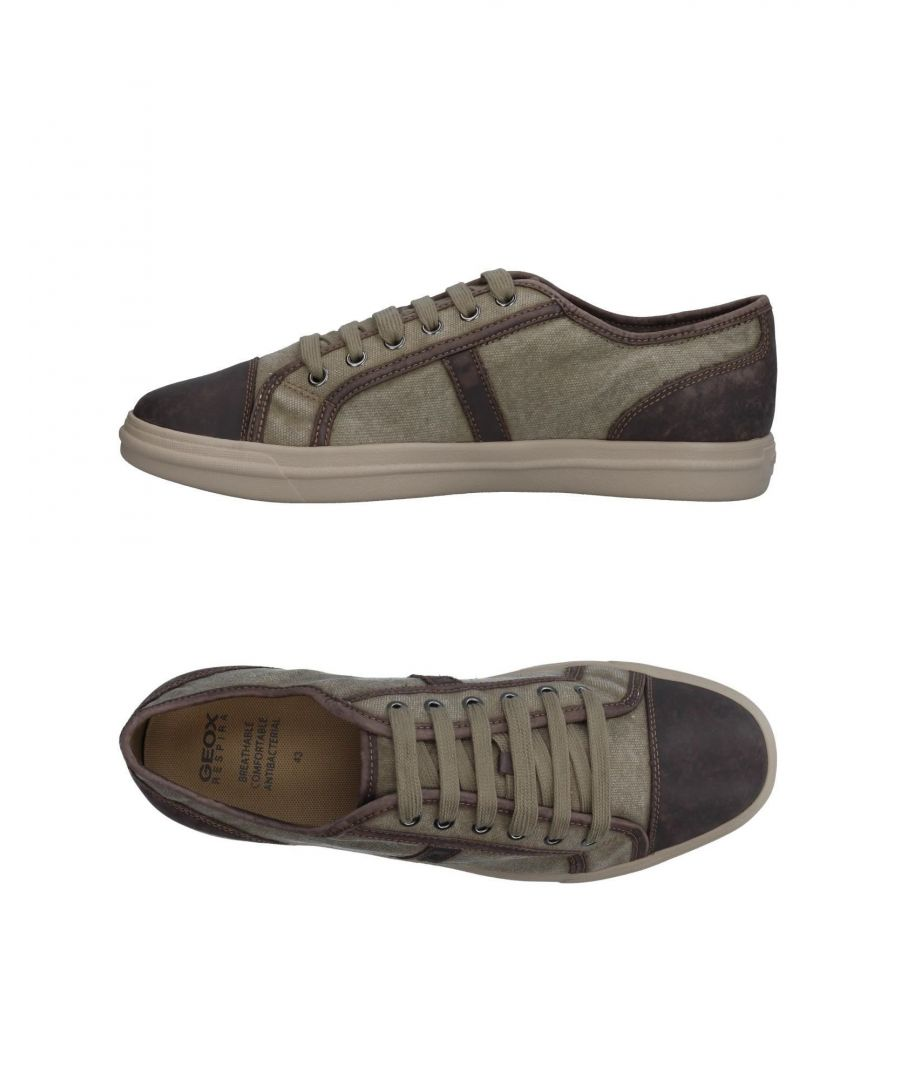 Image for FOOTWEAR Geox Military green Man Textile fibres