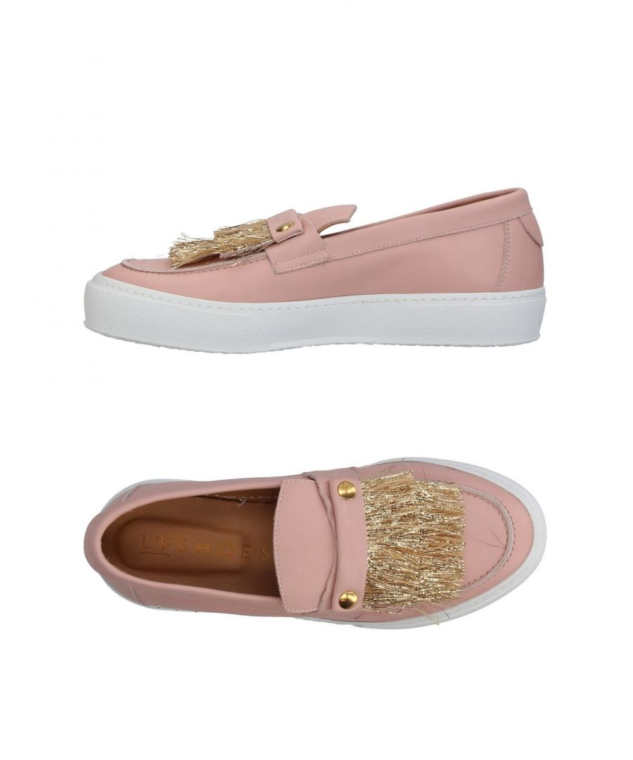 Image for FOOTWEAR L'F Shoes Light pink Woman Leather
