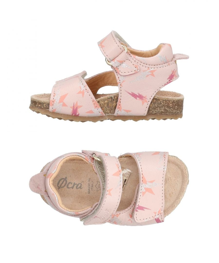 Image for FOOTWEAR Ocra Pink Girl Leather