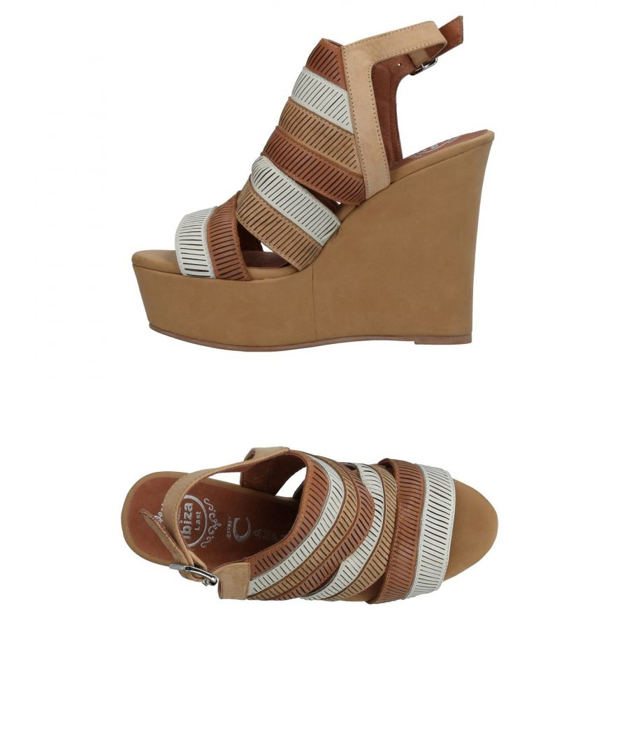 Image for FOOTWEAR Jeffrey Campbell Khaki Woman Leather