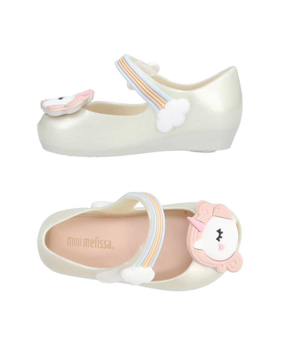 Image for FOOTWEAR Mini Melissa Ivory Girl PVC