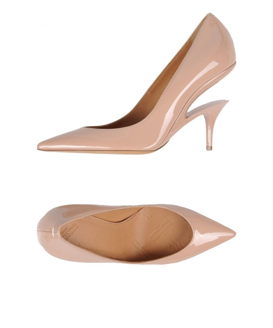Image for FOOTWEAR Maison Margiela Pink Woman Leather