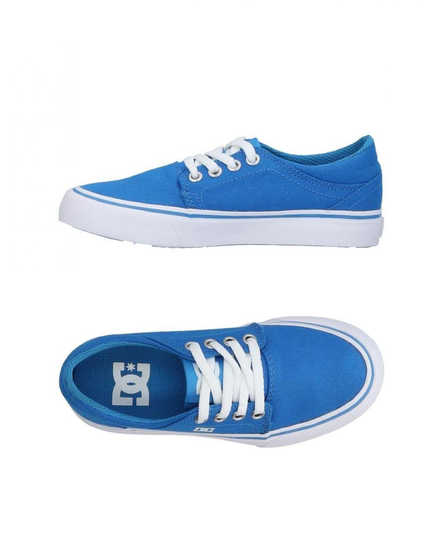 Image for Dc Shoes Blue Textile Fibres