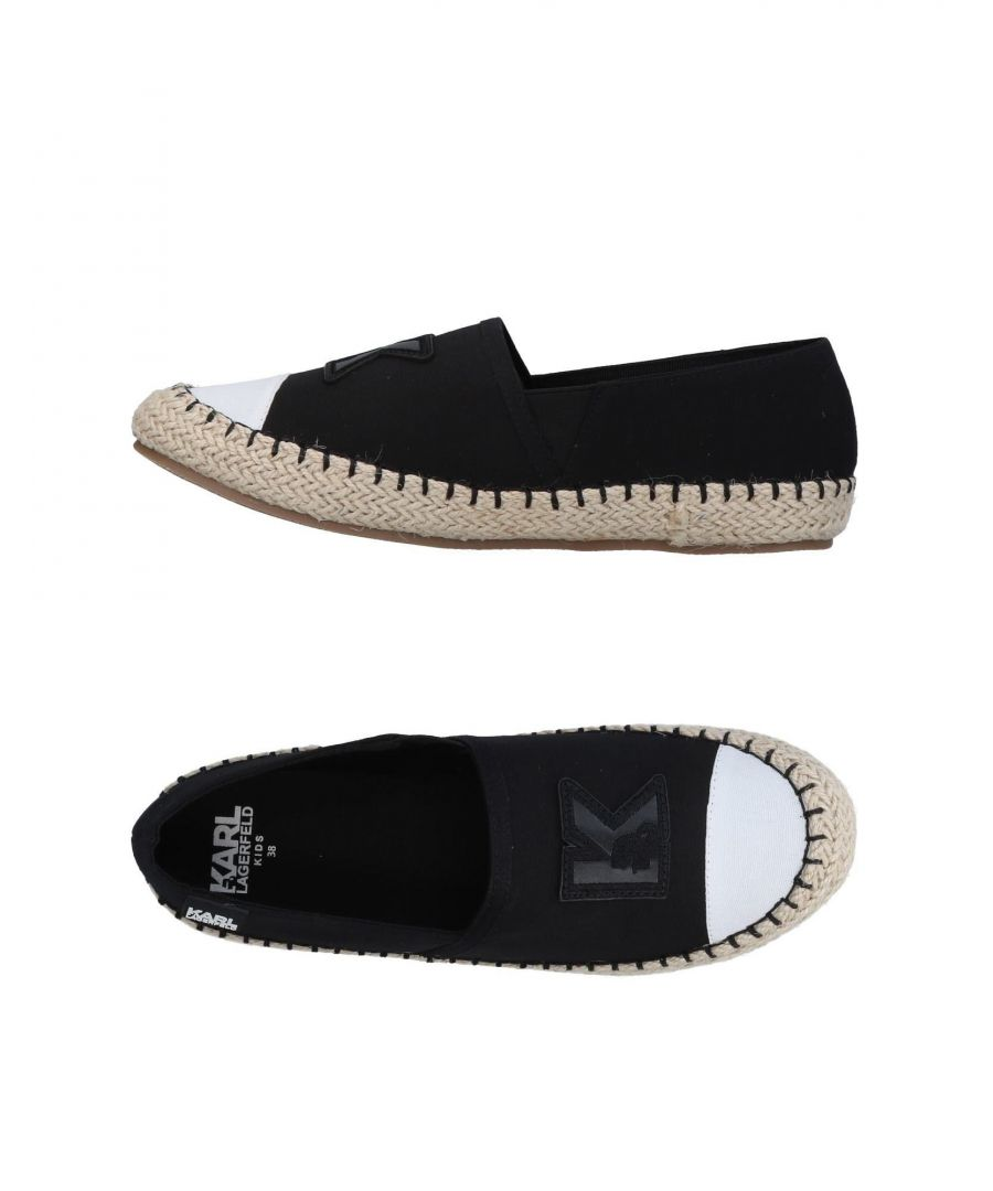 Image for FOOTWEAR Karl Lagerfeld Black Girl Textile fibres