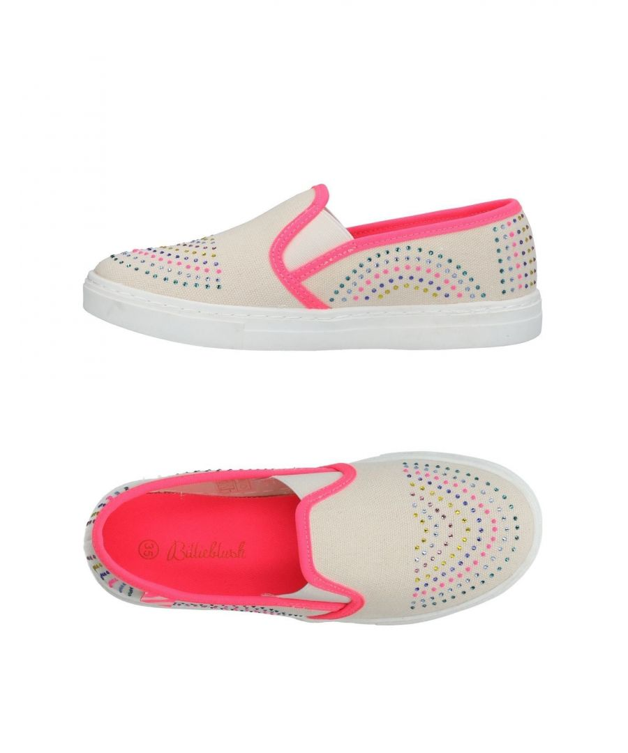 Image for Billieblush Beige Sneakers