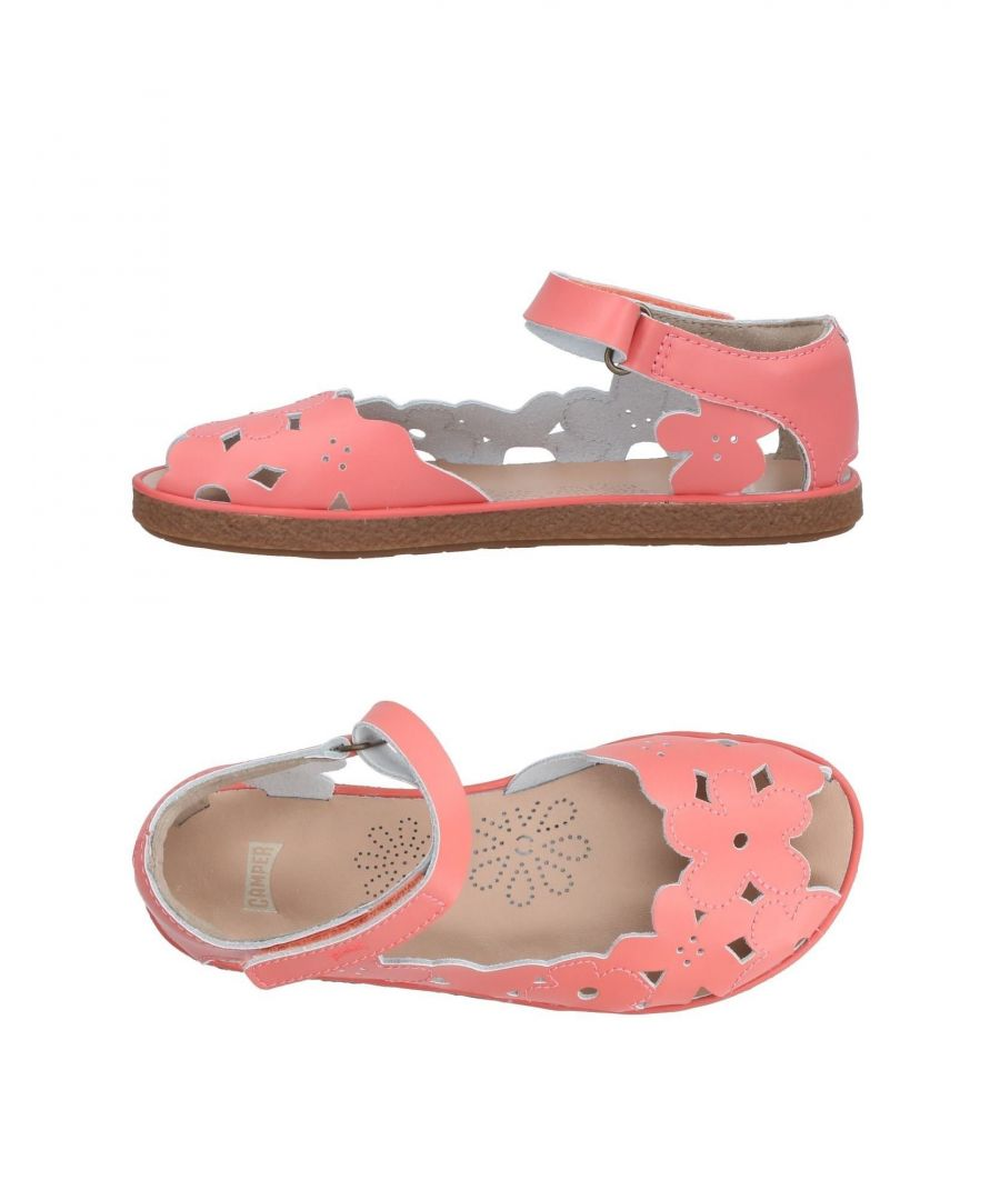 Image for FOOTWEAR Camper Salmon pink Girl Leather