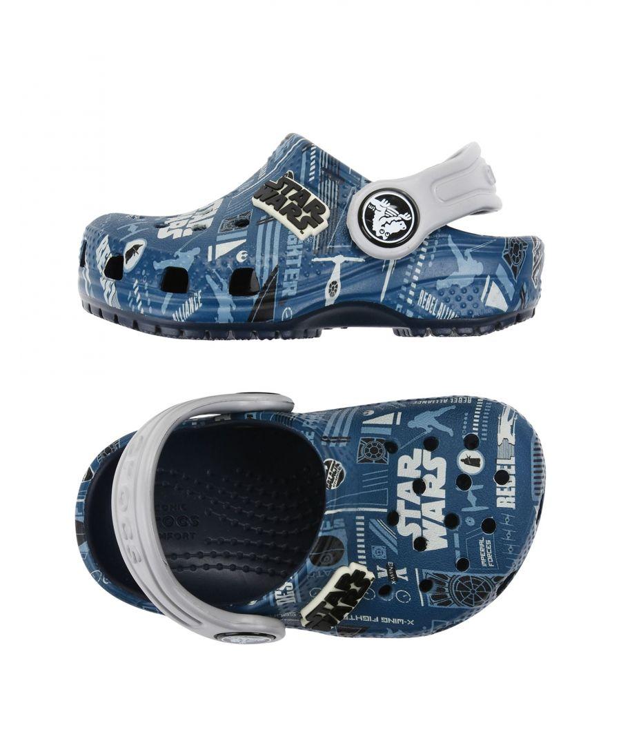 Image for FOOTWEAR Crocs Blue Boy Rubber