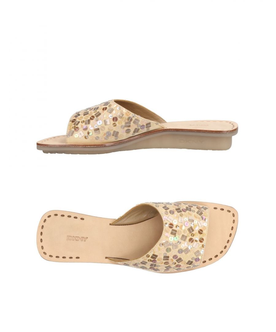 Image for DKNY Sand Sequin Mules
