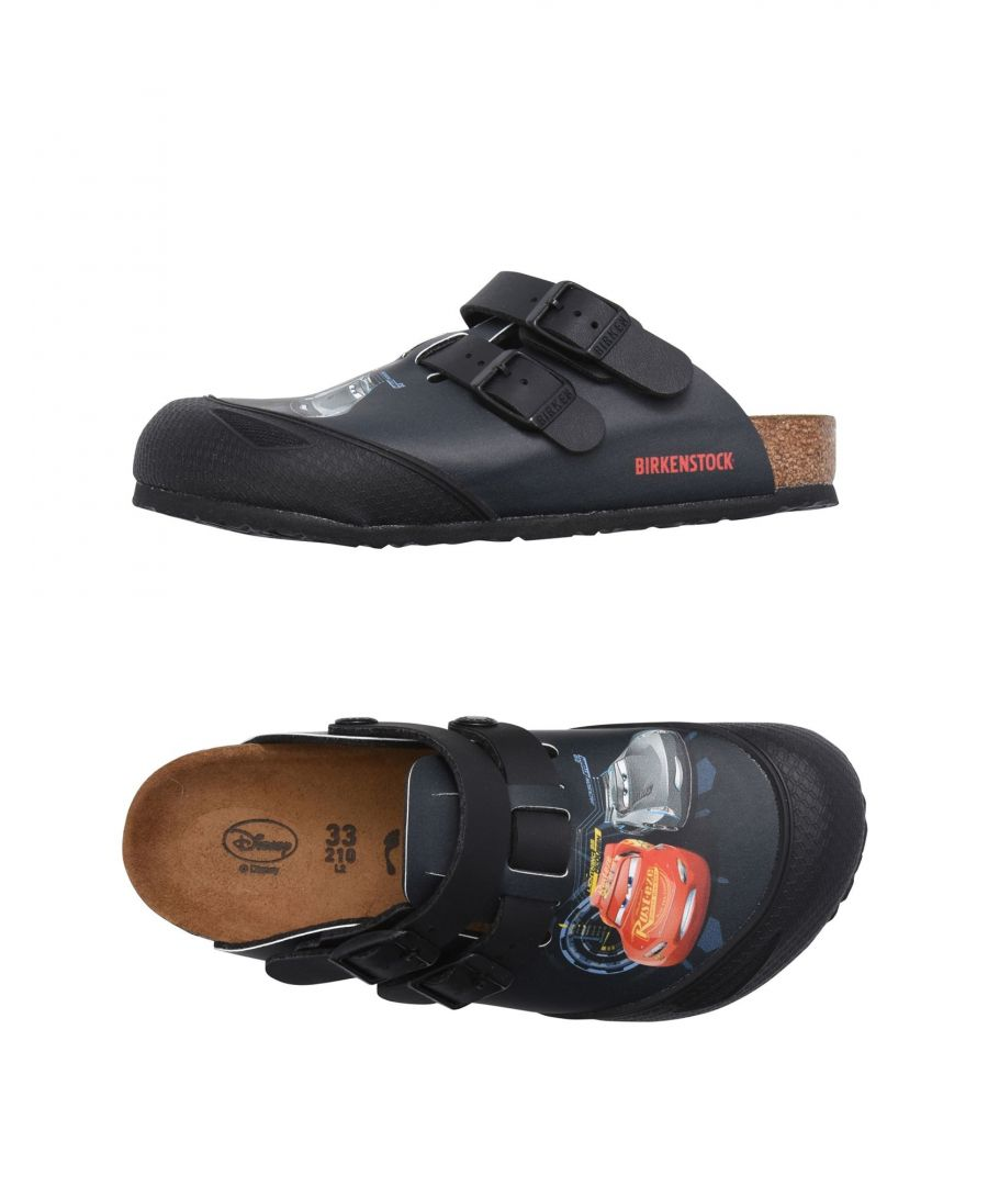 Image for Birkenstock Dark Blue Boys Shoes