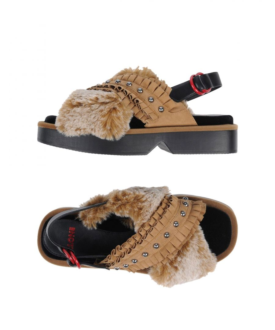 Image for FOOTWEAR Clone Sand Woman Leather