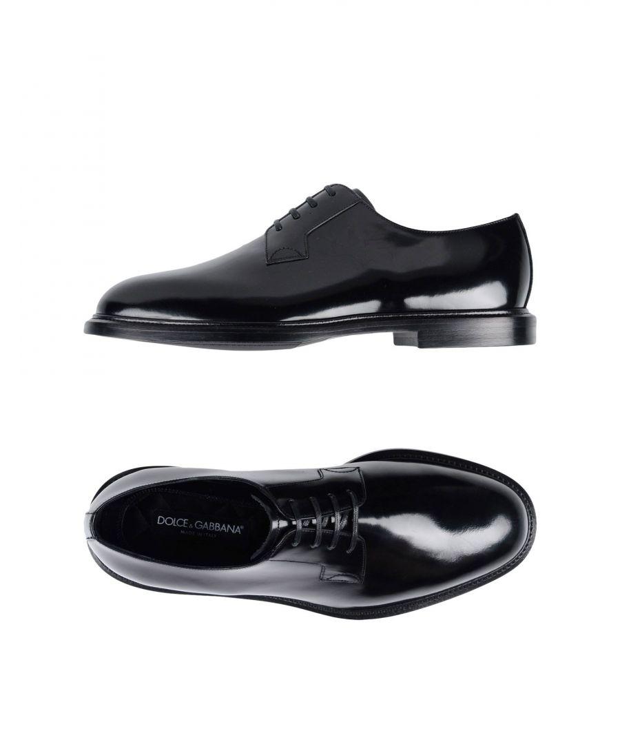 Image for Dolce & Gabbana Man Lace-up shoes Black Calf