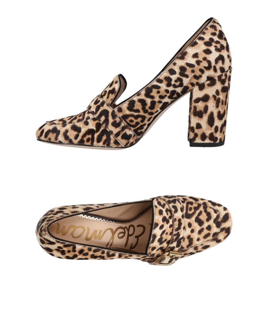 Image for Sam Edelman Leopard Print Calf Hair Heels