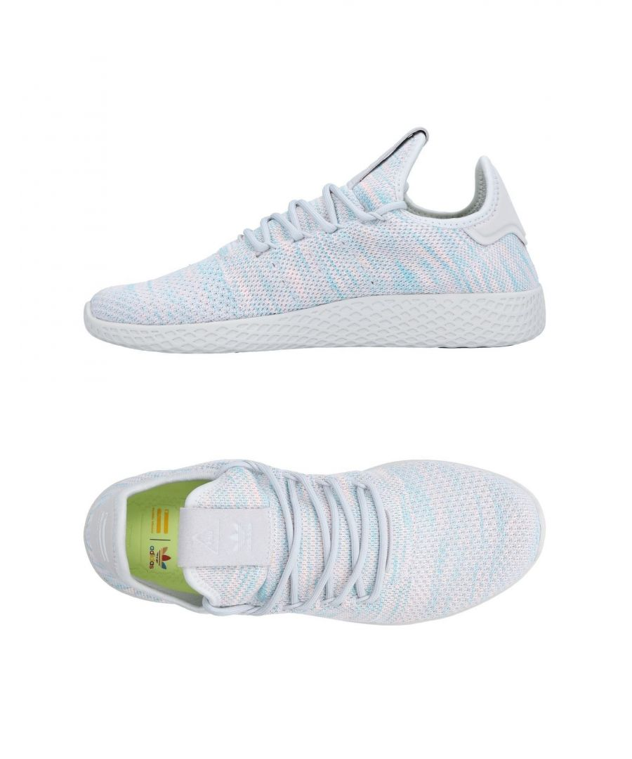 Image for Adidas Originals By Pharrell Williams Sky Blue Sneakers