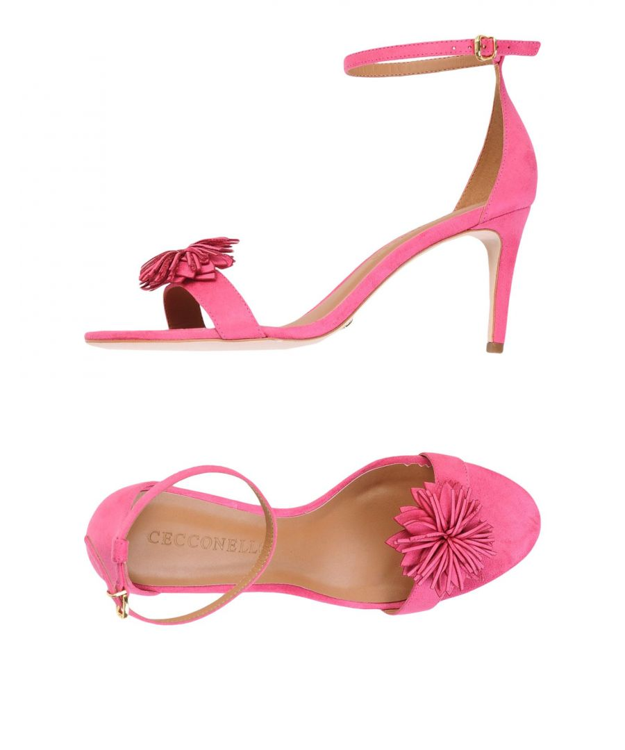 Image for Cecconello Pink Heeled Sandals