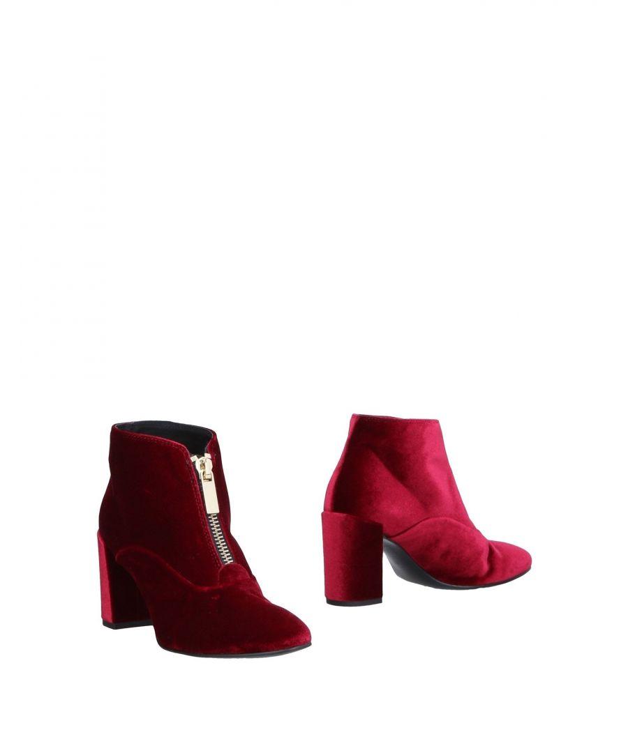 Image for FOOTWEAR Woman Tosca Blu Maroon Textile fibres