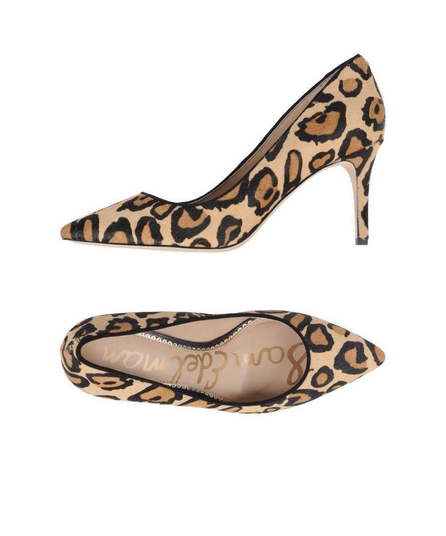 Image for Sam Edelman Woman Courts Sand Leather