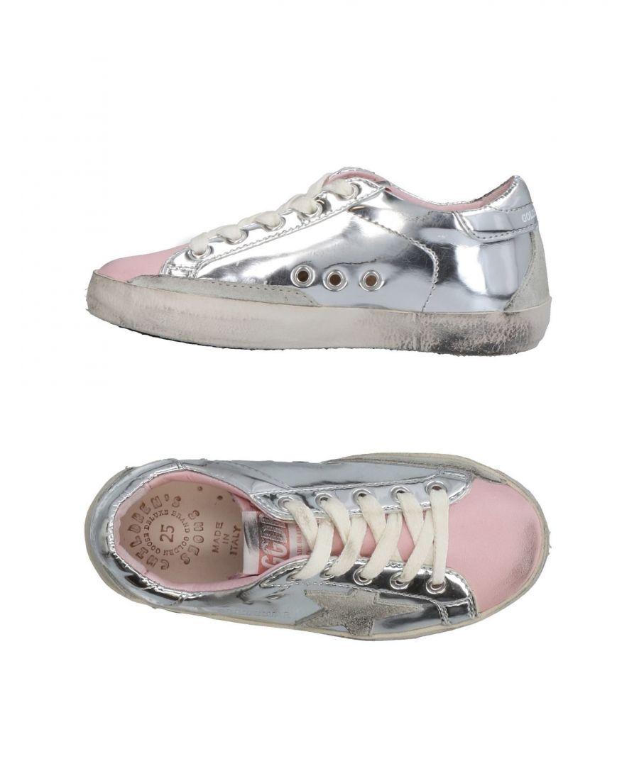 Image for FOOTWEAR Golden Goose Deluxe Brand Silver Girl Textile fibres