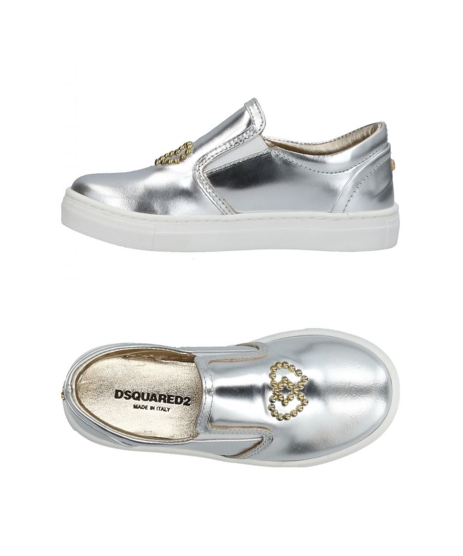 Image for FOOTWEAR Dsquared2 Silver Girl Leather