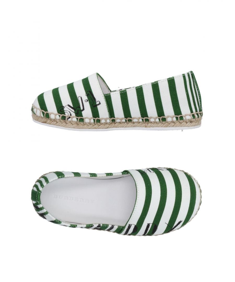 Image for FOOTWEAR Burberry Green Girl Textile fibres