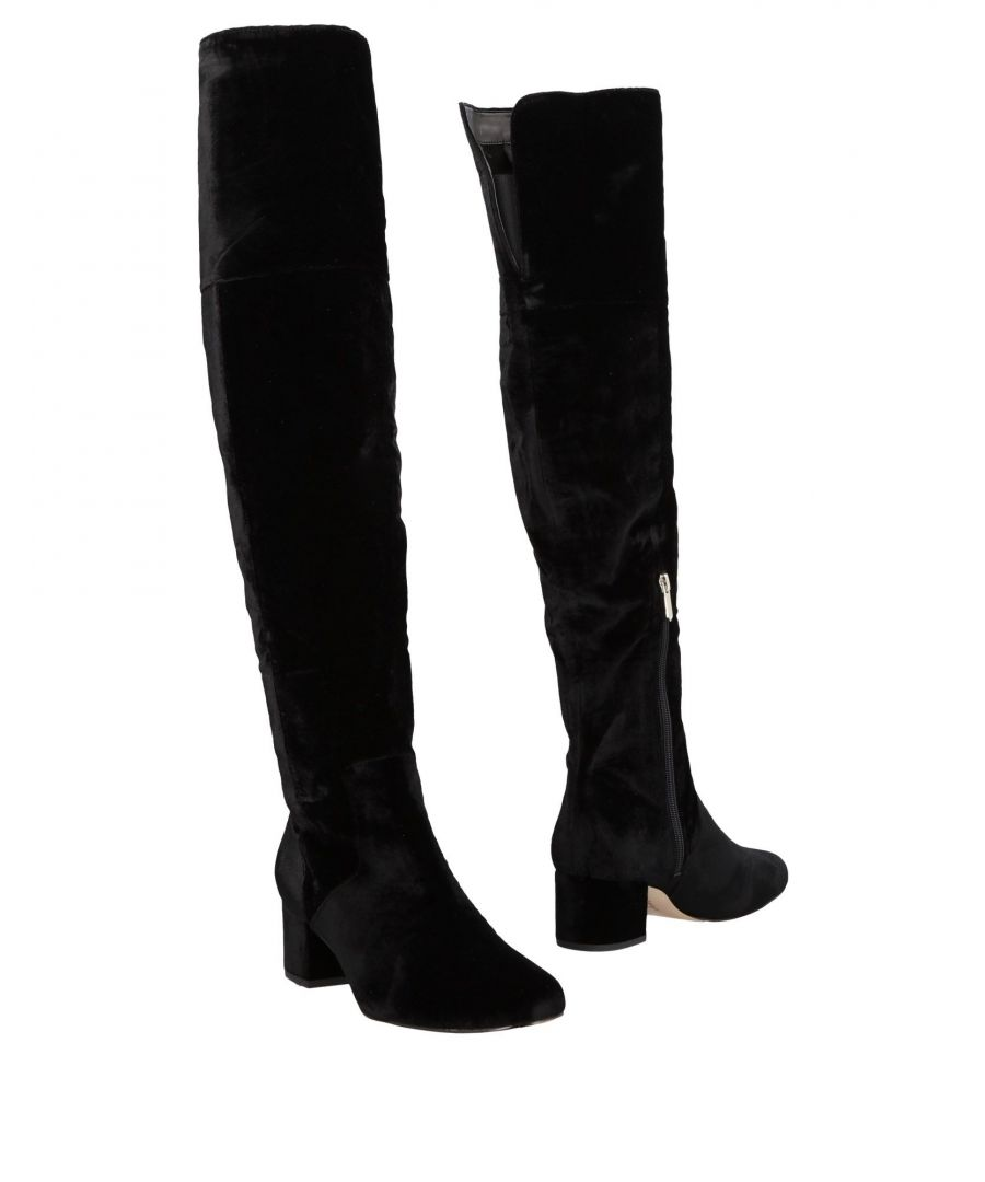 Image for Sam Edelman Black Over The Knee Boots