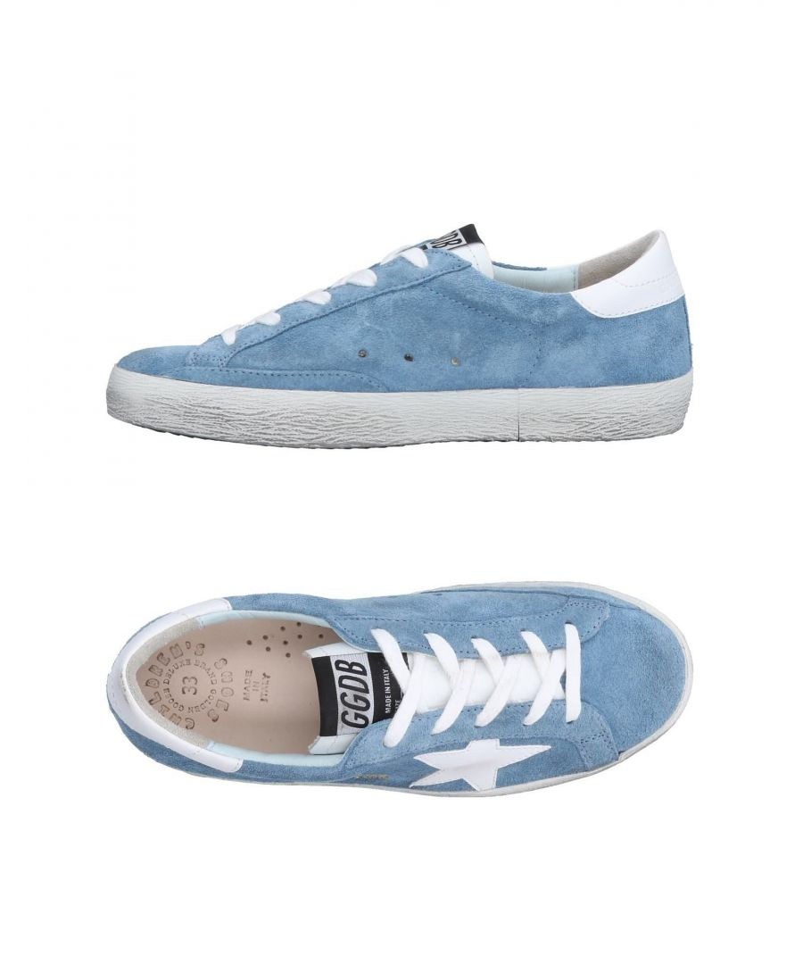 Image for FOOTWEAR Golden Goose Deluxe Brand Slate blue Boy Leather