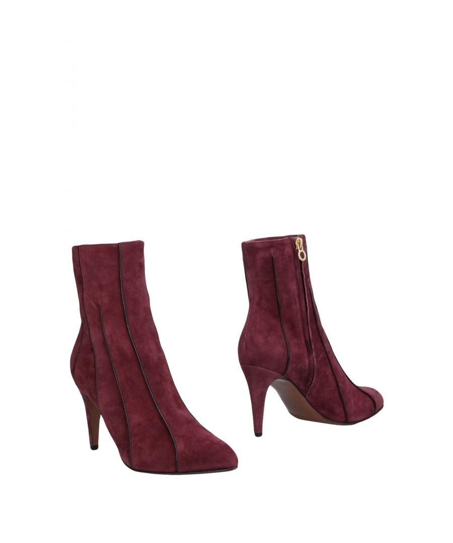 Image for FOOTWEAR Woman L' Autre Chose Deep purple Leather