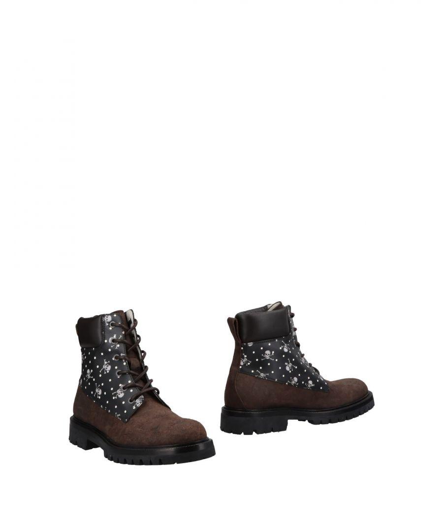 Image for Dolce & Gabbana Dark Brown Lambskin Leather Boots