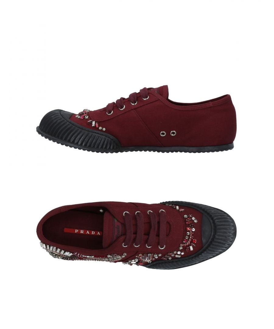Image for Prada Linea Rossa Deep Purple Sneakers