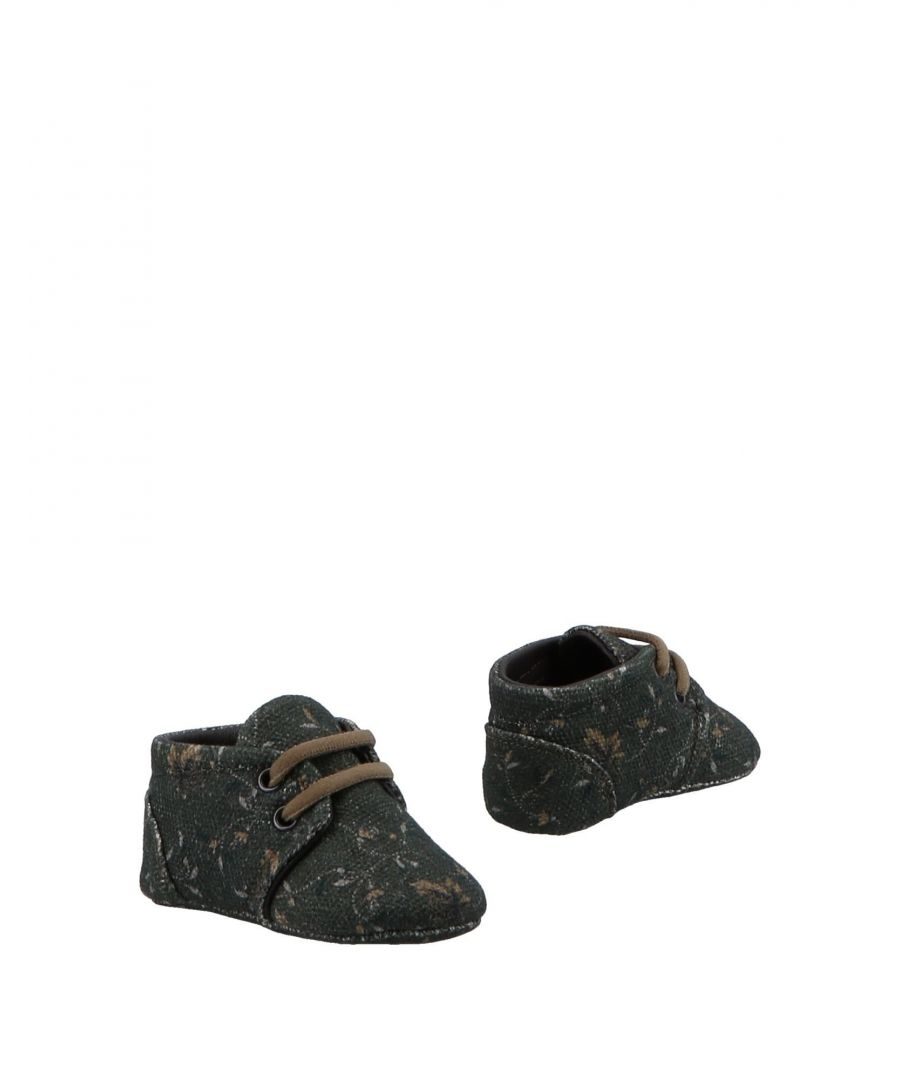 Image for FOOTWEAR Boy Dolce & Gabbana Military green Textile fibres