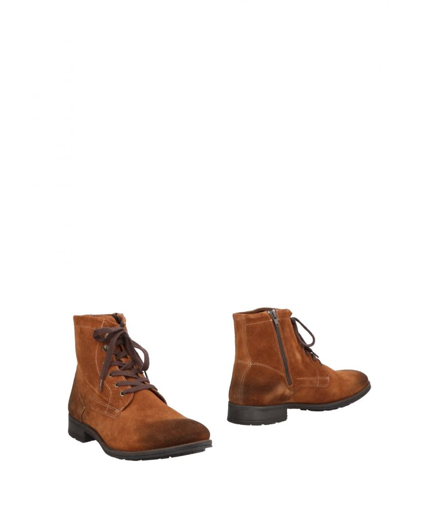 Image for Selected Homme Dark Brown Leather Boots
