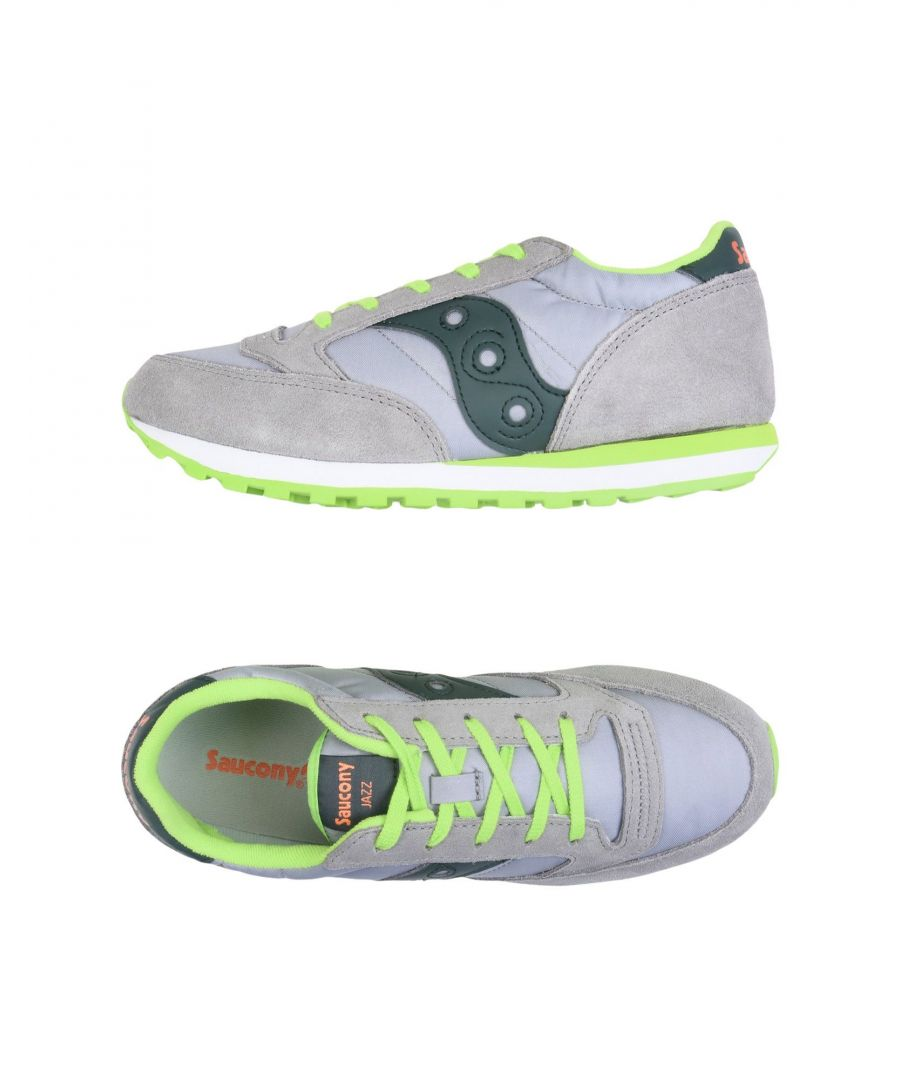 Image for FOOTWEAR Saucony Grey Girl Leather