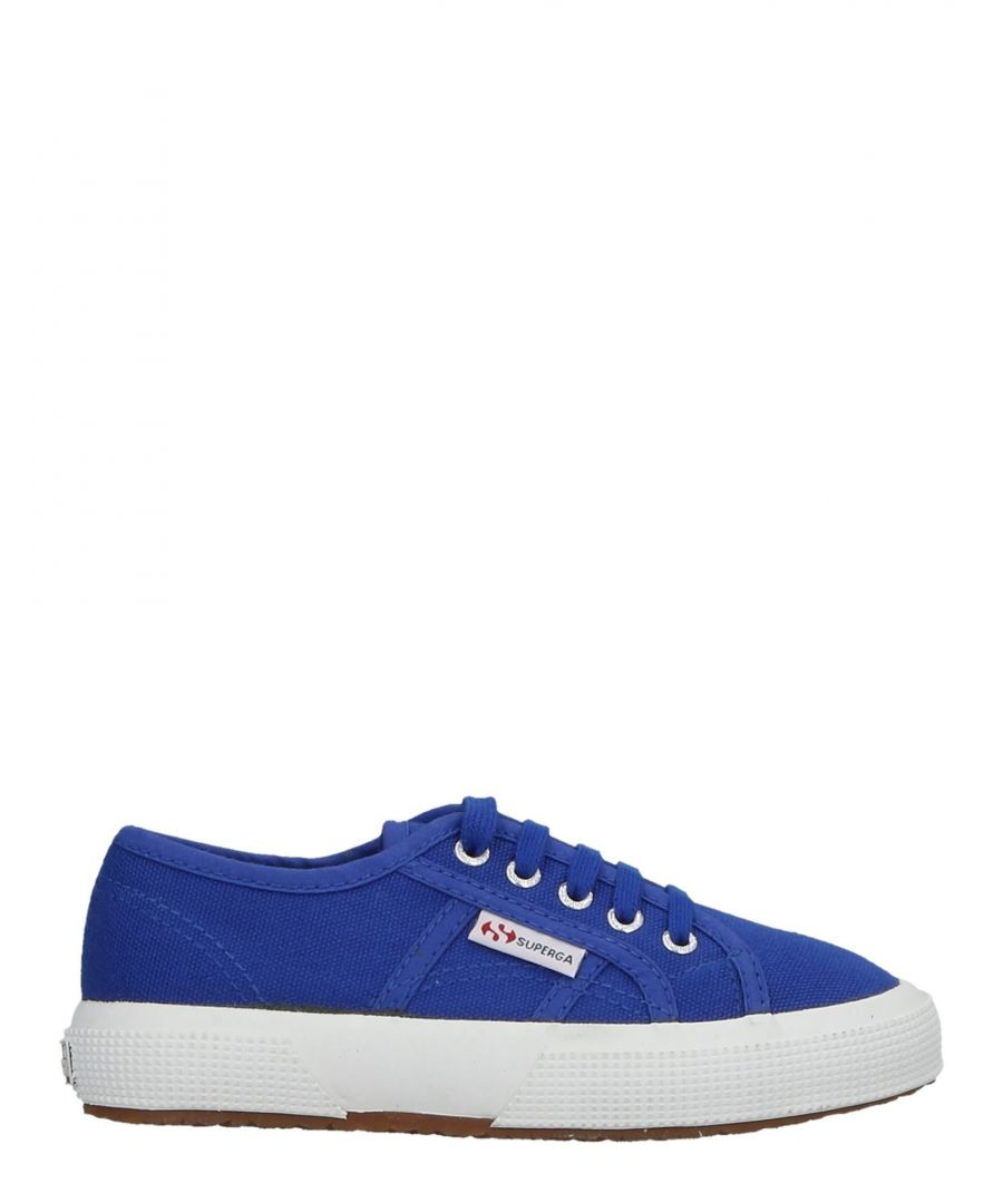 Image for FOOTWEAR Superga Blue Unisex Textile fibres