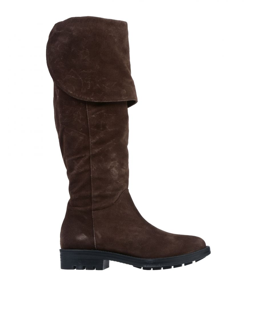 Image for Cantarelli Dark Brown Leather Boots