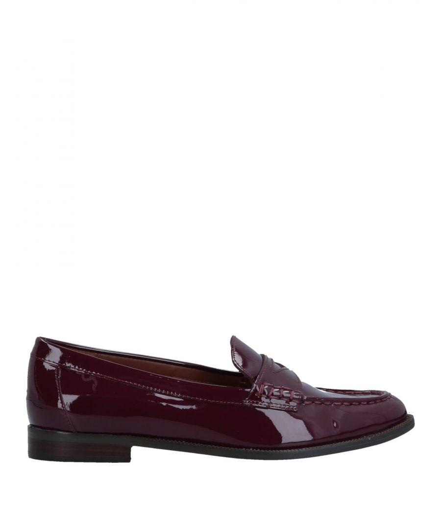 Image for Lauren Ralph Lauren Garnet Patent Leather Loafers