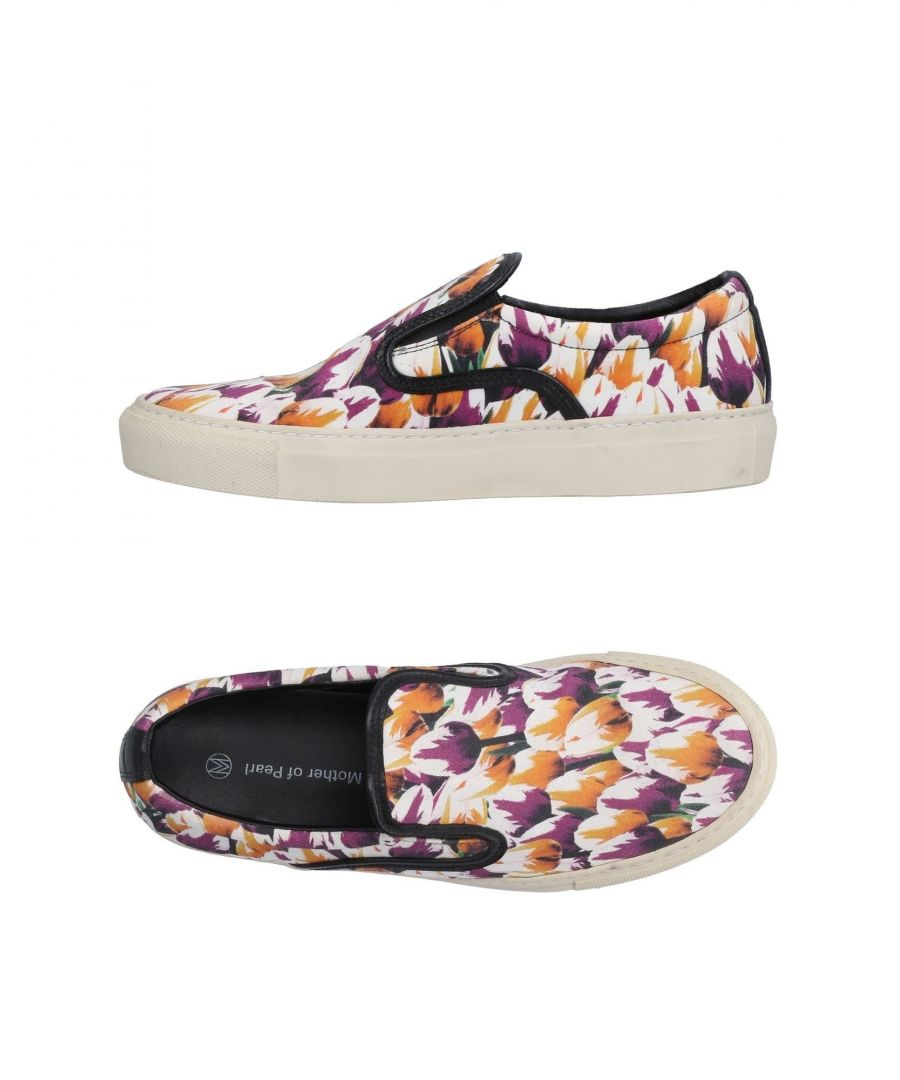 Image for Mother Of Pearl Blue and Purple Sneakers