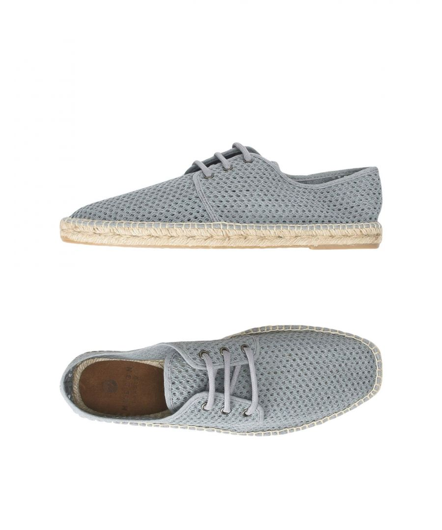 Image for Hudson Grey Lace Up Shoes