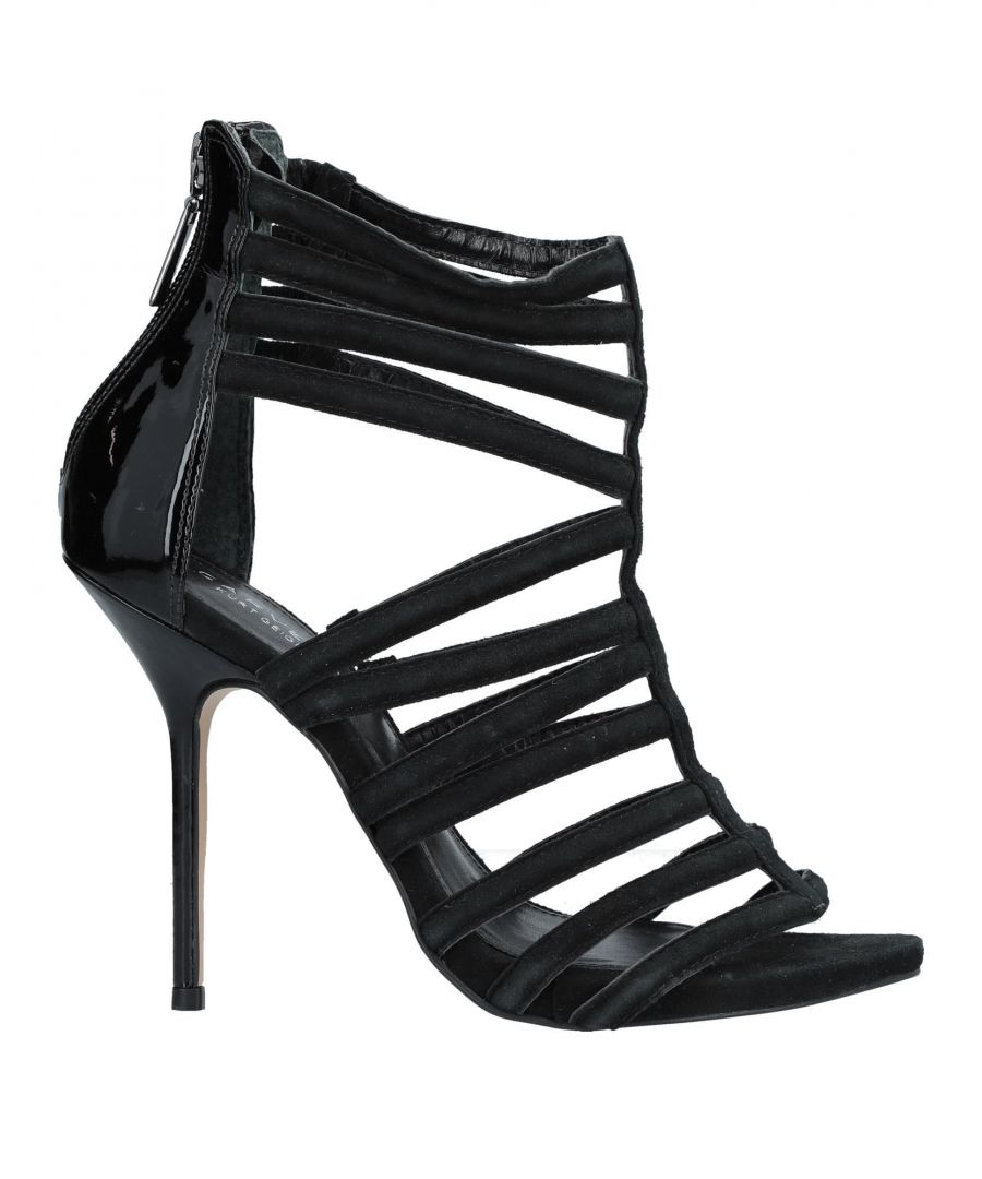 Image for Carvela Black Leather Sandals