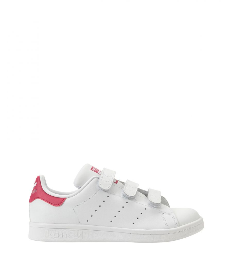 Image for FOOTWEAR Girl Adidas Originals White Leather