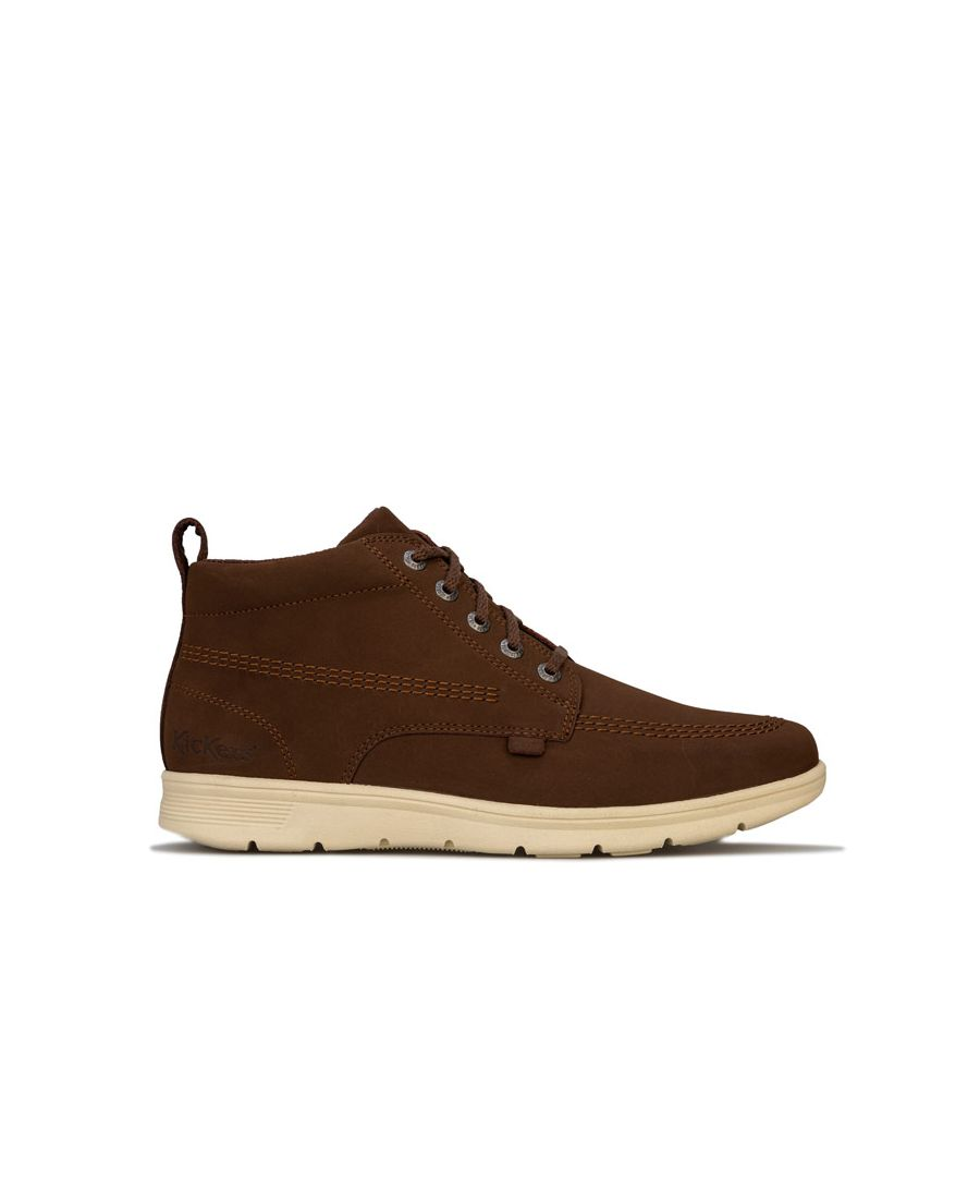 Image for Men's Kickers Kelland Hi Boots in Brown